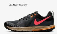"""Nike Air Zoom Wildhorse 5 """"Dark Smoke Gr"""" Men's Trainers Limited Stock All Sizes"""