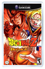 DRAGON BALL Z BUDOKAI NINTENDO GAMECUBE FRIDGE MAGNET IMAN NEVERA