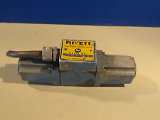 RIVETT DIRECTIONAL CONTROL VALVE 6553-01-CGL-70  DOUBLE SIDED