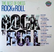CHESS LBL - BEST OF CHESS / ROCK 'N' ROLL - C.BERRY, B. DIDDLEY, DALE HAWKINS