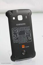 Original Samsung X-cover gt-s5690 Tapa batería negro Battery Dorr back cover...