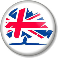 """Conservative Party 25mm 1"""" Pin Button Badge General Election Political Tory Logo"""