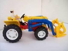 TRATTORE FARM MOTOR CON BENNA- ANNI 80  ( A23 )