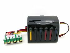 CISS CIS Continuous Ink System Fits Epson Stylus Photo 1500W Printer NON-OEM