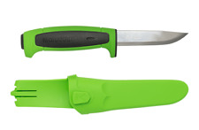 Mora Basic 546 2019 Limited Knife Black & Green Handle Stainless Blade 13451