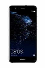 HUAWEI P10 LITE WAS-LX1A MIDNIGHT BLACK UNLOCKED 4GB RAM 32GB PHONE ONLY