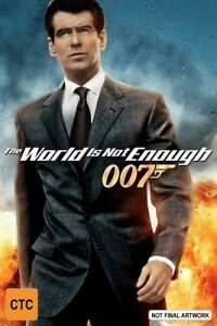 The World Is Not Enough (007) Blu-ray NEW