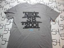 Large- Skateboard Snowboard Nike 2001 T- Shirt