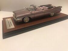 1960 Crown Imperial convertible 1/43 GLM resin n Neo Brooklin Dusk Mauve Ltd 60
