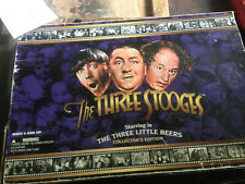 "Three Stooges Figurines ""The Three Little Beers"" Collector's Edition (dolls)"