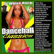 DJ White Rock Dancehall Classics