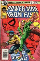 Power Man and Iron Fist #54, FN+ 6.5, First Appearance as Heroes For Hire