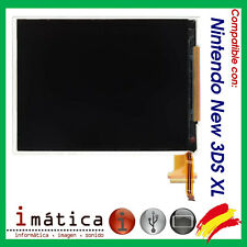 Screen LCD For Nintendo New 3DS XL Lower Flex Image Down N3DS Display