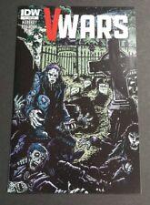 V Wars #1 #2 First Print IDW Mayberry Robinson Fotos NETFLIX Option Eastman