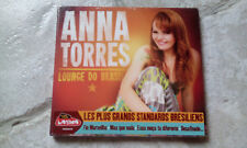 CD DIGIPACK ANNA TORRES - LOUNGE DO BRASIL / neuf & scellé
