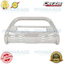 """Dee Zee - 3"""" NXb Polished Bull Bar with Skid Plate for 17-18 Ford #DZ504396"""