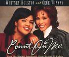 Whitney Houston Count on me (1996, & Cece Winans) [Maxi-CD]