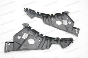 Front Bumper Retainer Mounting Brackets Pair For Buick LaCrosse 2010-2013
