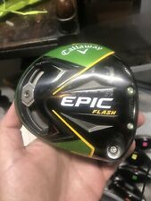 Callaway epic flash driver 10.5 (head only).