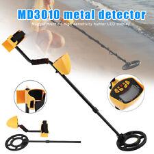 Md-3010Ii Metal Detector Gold Digger Deep Sensitive Light Hunter Lcd Display 3ft