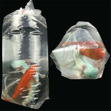 10/20PCS Aquarium Breathing Bags Breather Bags Transport LongLife Fish Shrimp