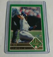 R7525 - KEN GRIFFEY JR - 1992 FLEER - TEAM LEADERS - #15 - MARINERS -