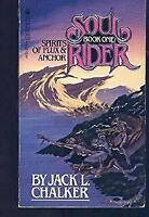Spirits of Flux and Anchor Mass Market Paperbound Jack L. Chalker