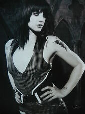THE DISTILLERS (BRODY DALLE) - MAGAZINE CUTTING (FULL PAGE PHOTO) (REF T18)