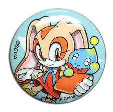 Sonic the Hedgehog Cream the Rabbit 1.25 inch Pinback Button