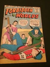 Forbidden Worlds #69 (Aug 1958, American Comics Group) VG 4.0 Al Williamson