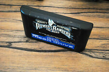 Game mighty morphin power rangers the movie for sega mega drive (md)
