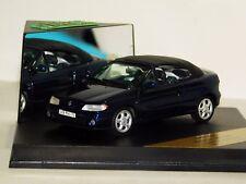 Renault Megane Closed Cabriolet Metallic Blue Vitesse V98161 1:43