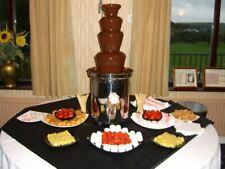 200 Wooden Bamboo Bbq Chocolate Fountain Fondue Skewers 15cm