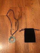 ASSASSIN'S CREED CONNOR AMULET Pendant Cosplay Promo Rare New Limited Necklace