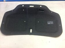 08-15 INFINITI G37 Q60 COUPE INTERIOR REAR TRUNK LID COVER PANEL FINISHER # 8691
