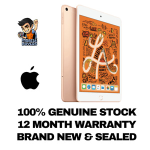 Apple iPad Mini (5th Generation) 64GB, Wi-Fi, 7.9in - Gold AU STOCK