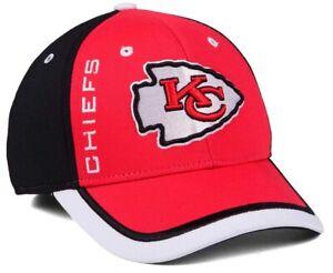 Kansas City Chiefs NFL '47 Crash Line Contender Hat Cap Men's Flex Stretch Fit