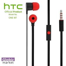 GENUINE HTC ONE HANDSFREE HEADPHONES EARPHONES FOR HTC ONE M7 / ONE M8 / M9