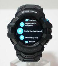 Casio G-Shock GSW-H1000 G-Squad Pro Black Android Wear Smartwatch