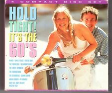 (HJ862) Hold Tight! It's The 60s, 112 tracks various artists - 1996 Boxset CD