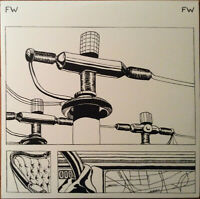 Forth Wanderers – Forth Wanderers Vinyl LP