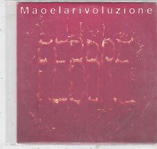 MAO E LA RIVOLUZIONE - febbre CD single