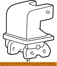 FORD OEM CENTER CONSOLE-Armrest Assembly Bracket 3L2Z78047A20AAD