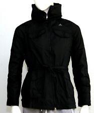 Adidas Damen Jacke  Sportjacke Jacke J city Jacket Schwarz  Clima Proof Gr. L