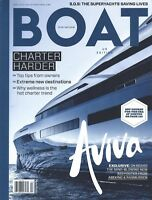 Boat International Magazine - April 2018