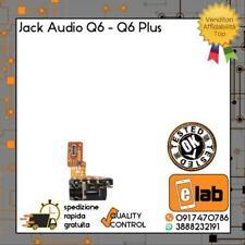 JACK AUDIO PER LG Q6 / Q6 PLUS AURICOLARE EARPHONE AUDIO M700N FLEX FLAT