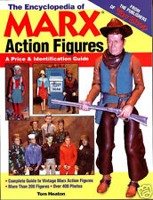 Encyclopedia of Marx Action Figures Guide Author Signed! Fresh mint Copy! OOP!