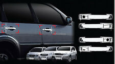 Chrome Door Handle Tim Molding Cover for Ssangyong Rexton w/Tracking No.