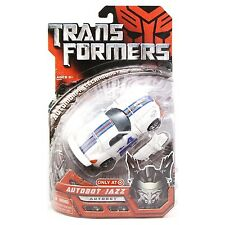 Transformers 1 The Movie 2007 JAZZ EXCLUSIVE G1 DECO Deluxe Class New & Sealed