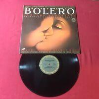 Leonard Bernstein & Orchestre, Andrew Kazdin,Thomas-Ravel:Bolero *Vinyl VG+ Copy
